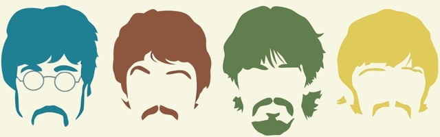 the beatles - sketch