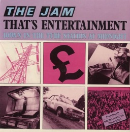 The Jam - thats entertainment
