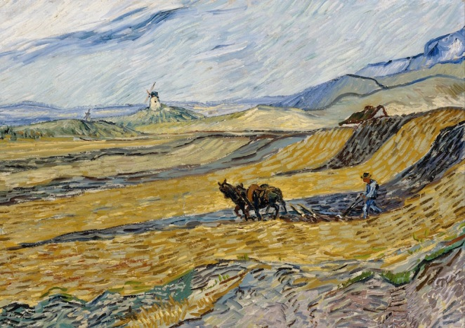 Bob Dylan - Van Gogh Ploughman