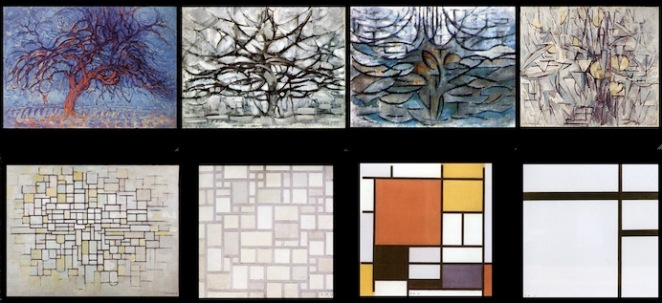 Remedy of Abstraction - Mondrian