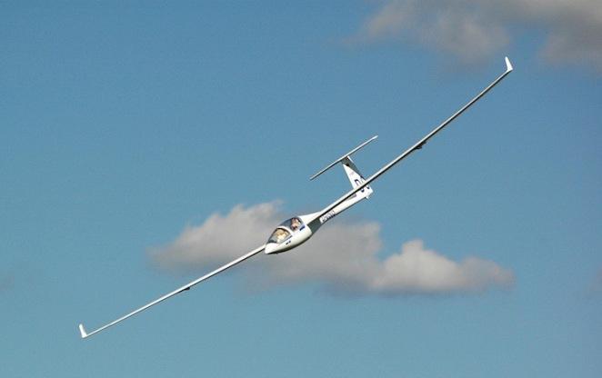Whisper - glider
