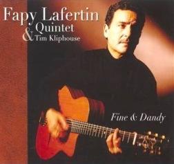 Fine and Dandy - album cover