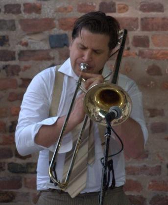 Fine and Dandy - trombone