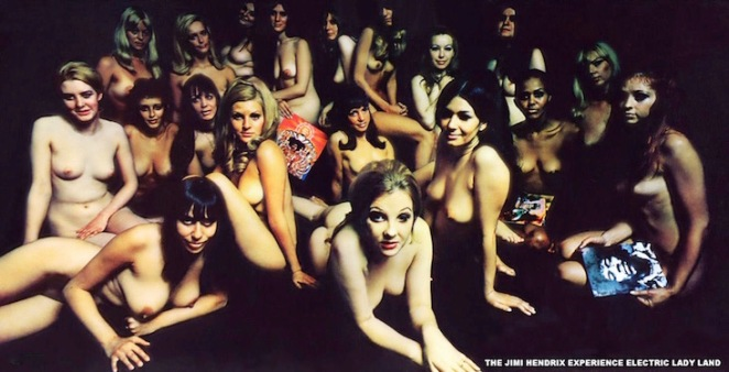 Electric Ladyland - nudes