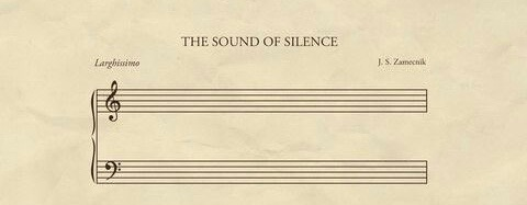 Sound of Silence - stave