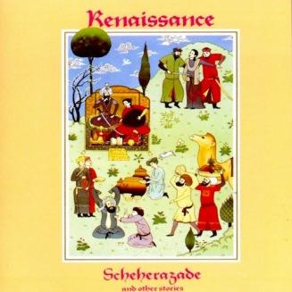 Scheherazade - front cover