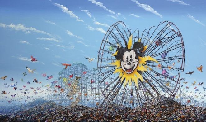 The Fairground - mickey