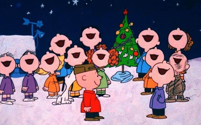 Christmas Playlist - charlie brown