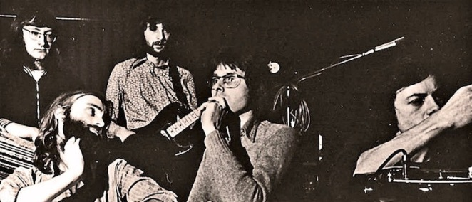 band in 1977