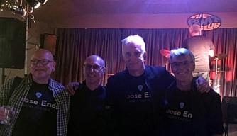 Mark, Phil, Jeremy, Peter