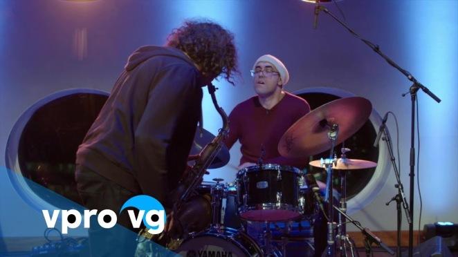 sax & drums