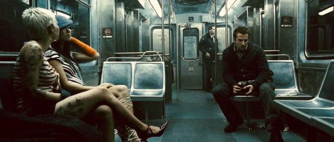 subway carriage